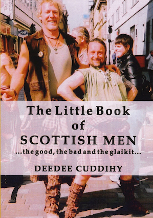 The Little Book Of Scottish Men