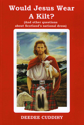 Tartan national dress